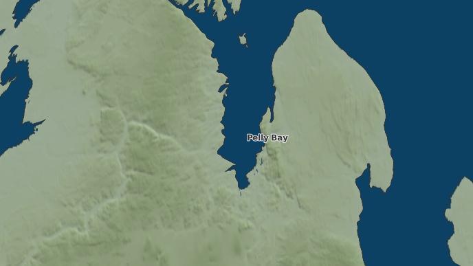 pour Pelly Bay, Nunavut