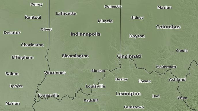 Milan Indiana Map.3 Day Severe Weather Outlook Milan Indiana The Weather Network