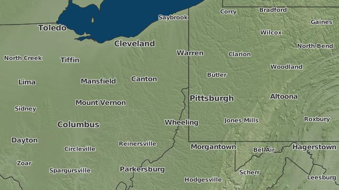 Newcomerstown Ohio Map.3 Day Severe Weather Outlook Newcomerstown Ohio The Weather Network