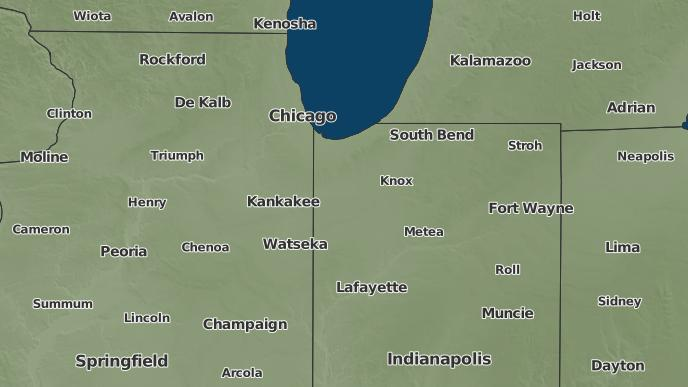 Hebron Indiana Map.3 Day Severe Weather Outlook Hebron Indiana The Weather Network
