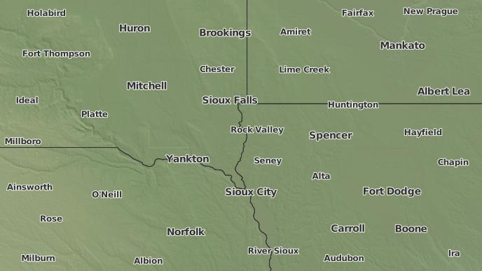 for Beresford, South Dakota