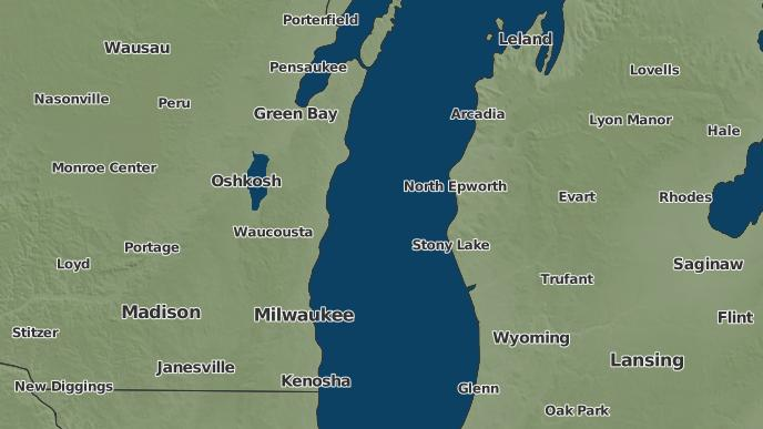 3 Day Severe Weather Outlook Mears Michigan The Weather Network