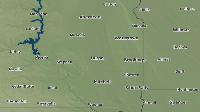 for Iriquois, South Dakota
