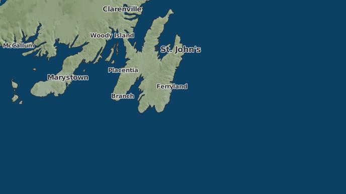 for Aquaforte, Newfoundland and Labrador