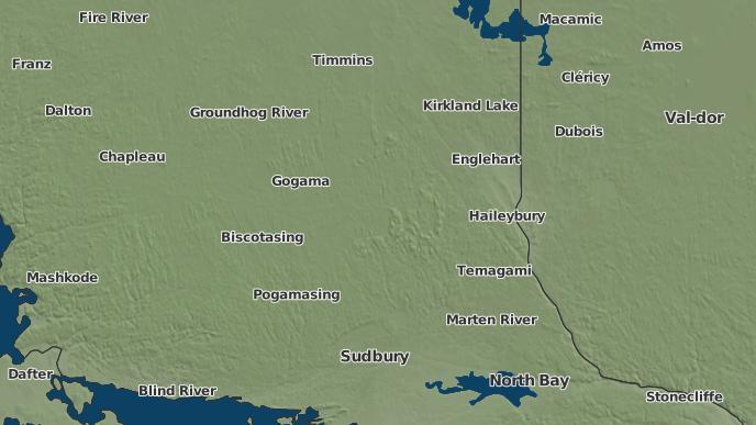 pour Westree, Ontario