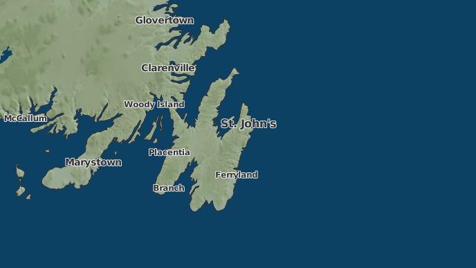 for Clarke's Beach, Newfoundland and Labrador
