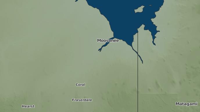 for Moose River, Ontario