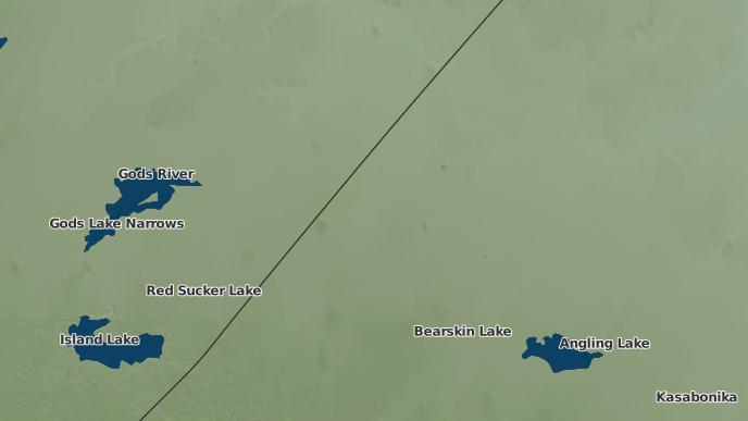 for Chepi Lake, Manitoba