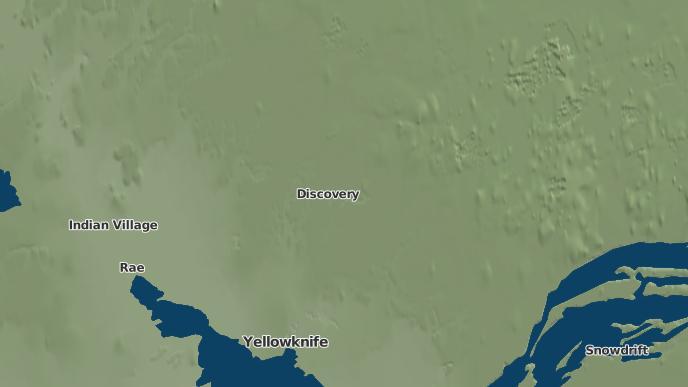 for Camlaren, Northwest Territories