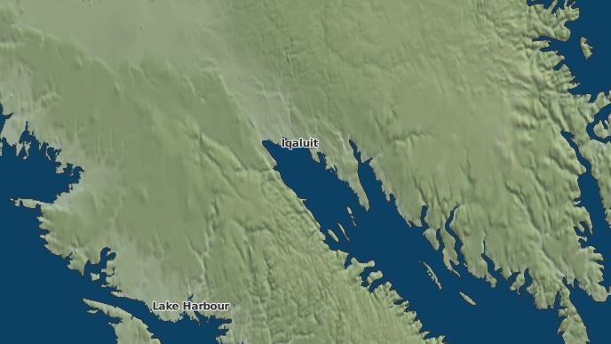 for Iqaluit, Nunavut