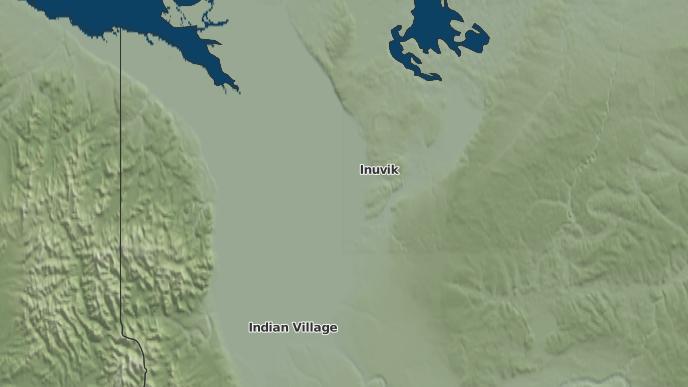 for Inuvik, Northwest Territories