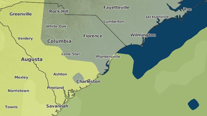 Pawleys Island South Carolina Map.3 Day Severe Weather Outlook Pawleys Island South Carolina The