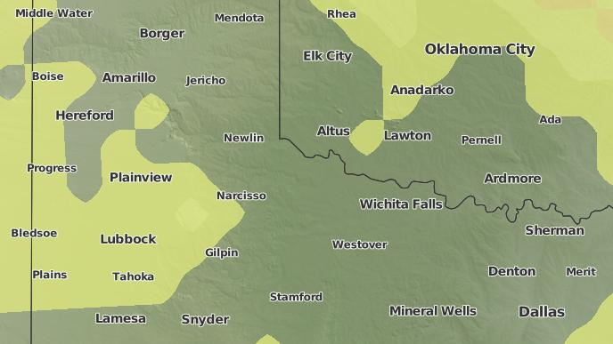 3-Day Severe Weather Outlook: Estelline, Texas - The Weather