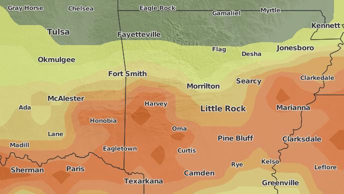 for Paron, Arkansas