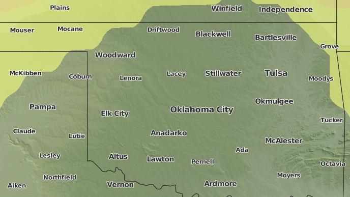 for Oklahoma City, Oklahoma