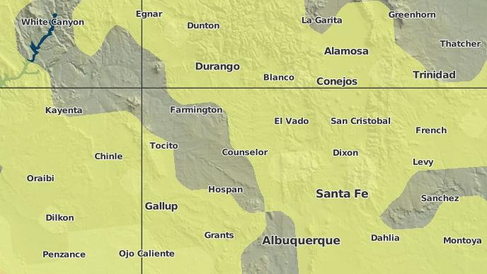 for Lake Valley, New Mexico