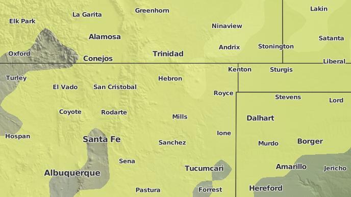 for Gladstone, New Mexico