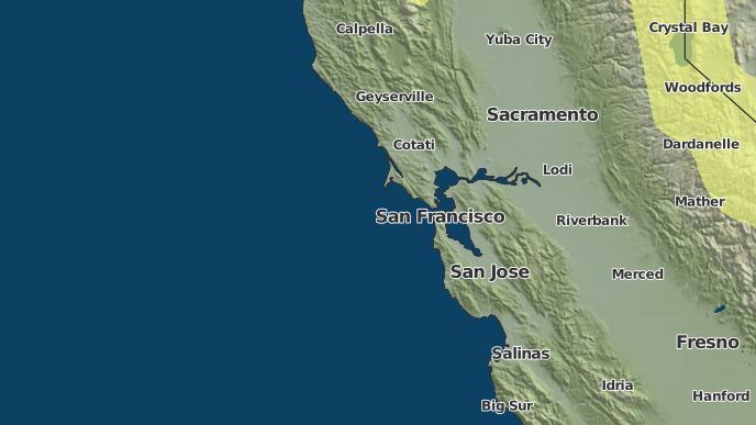 for San Francisco, California