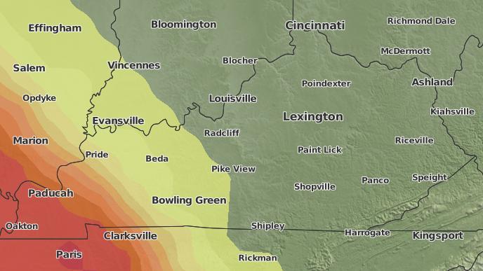 for Jacktown, Kentucky