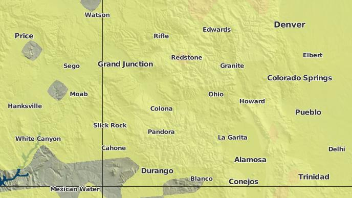 3-Day Severe Weather Outlook: Iola, Colorado - The Weather
