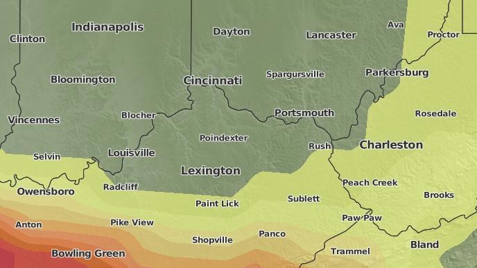 for Meridian, Kentucky