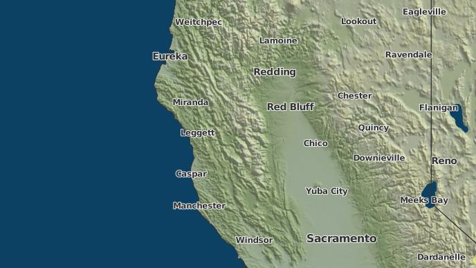 for Branscomb, California