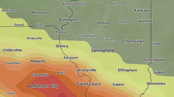 for Springfield, Illinois