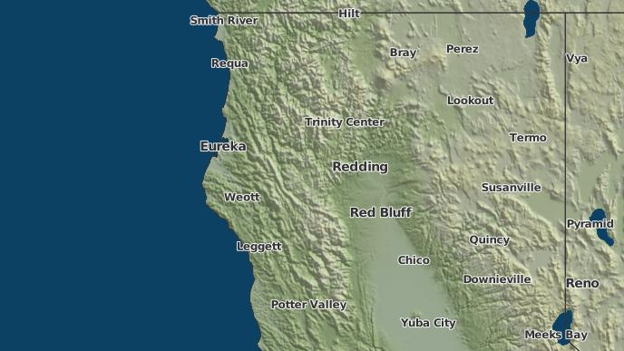 3-Day Severe Weather Outlook: Central Valley (historical