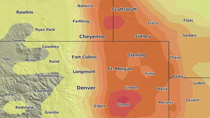 for Gilcrest, Colorado