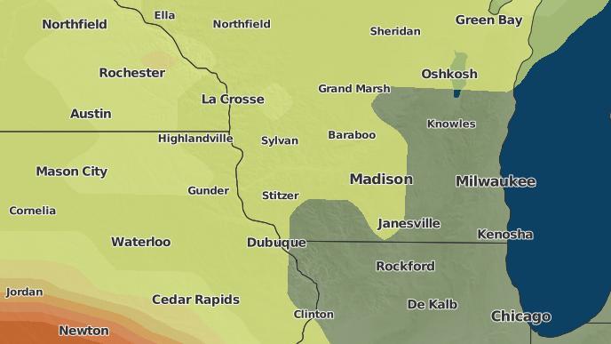 for Boaz, Wisconsin