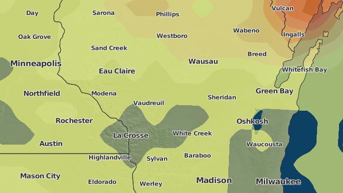 for Millston, Wisconsin
