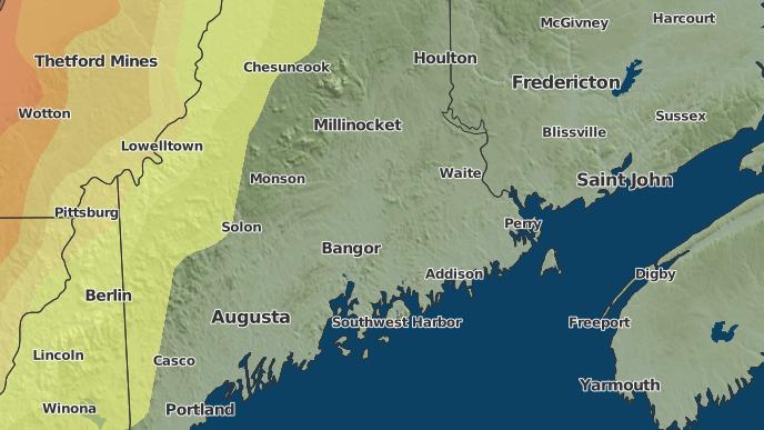 for Burlington, Maine