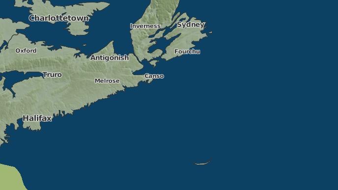 pour Dover, Nouvelle-Écosse