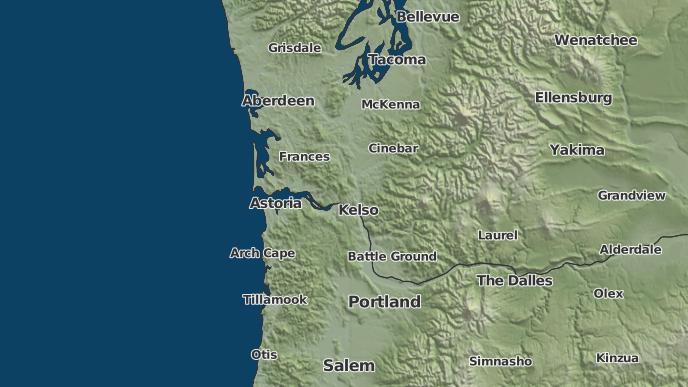 pour Alston, Oregon