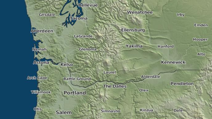 3-Day Severe Weather Outlook: Laurel, Washington - The