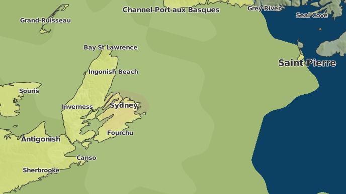 pour Port Morien, Nouvelle-Écosse
