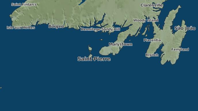 for High Beach, Newfoundland and Labrador