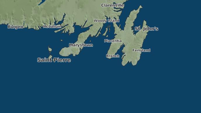 pour Port au Bras, Terre-Neuve-et-Labrador