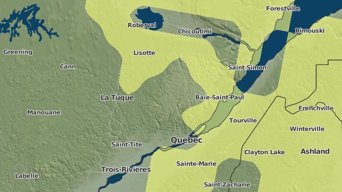 for Mauriceville, Quebec