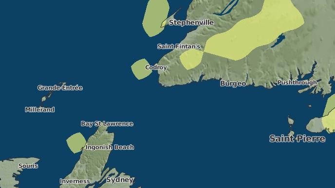 pour Grand Bay East, Terre-Neuve-et-Labrador