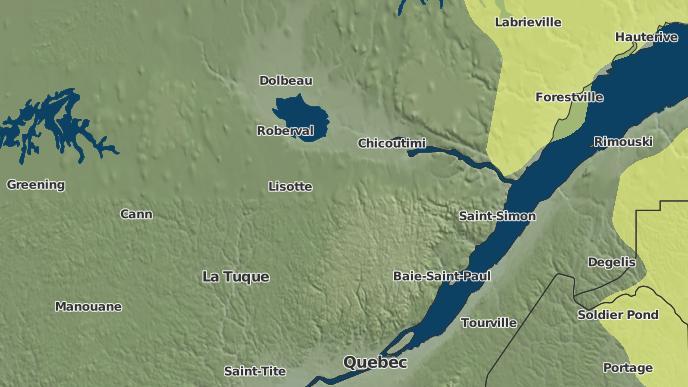 for Kiskissink, Quebec