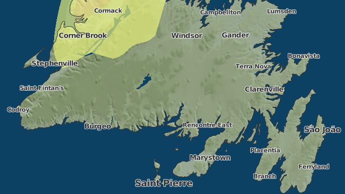 pour Samiajij Miawpukek, Terre-Neuve-et-Labrador