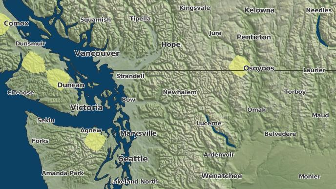 for Lake Cavanaugh, Washington