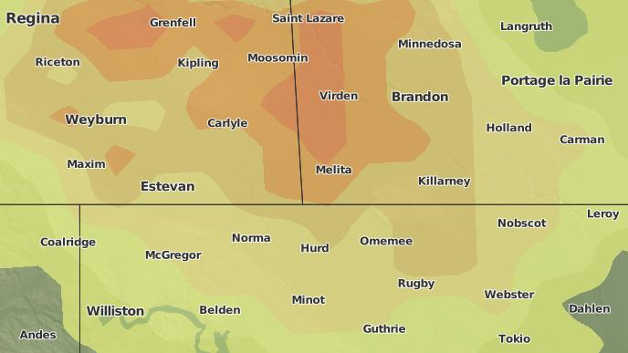 for Carievale, Saskatchewan