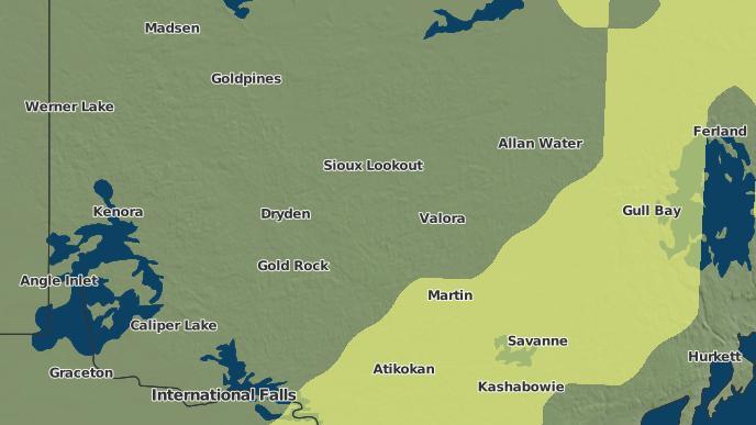 pour Pickerel Arm, Ontario