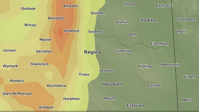 for Zehner, Saskatchewan