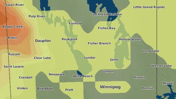 for Fisher, Manitoba