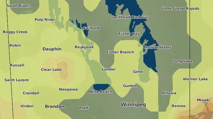 for Hayland, Manitoba