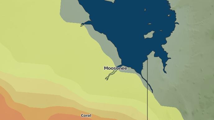 for Moosonee, Ontario