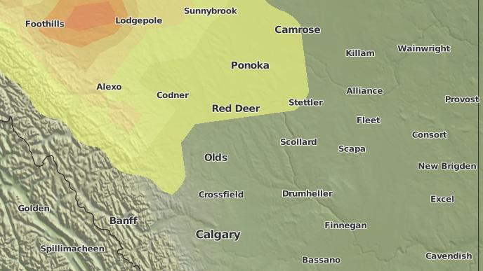 for Horseshoe Lake, Alberta